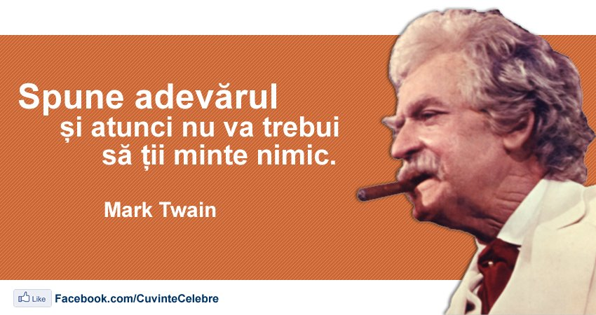 Citat Mark Twain