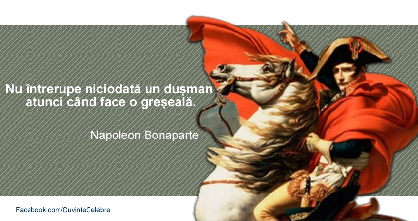 Citat Napoleon Bonaparte 2