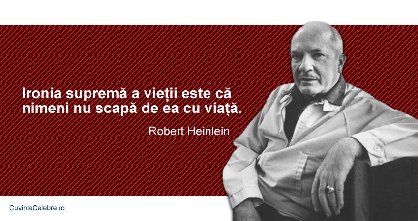 Citat Robert Heinlein