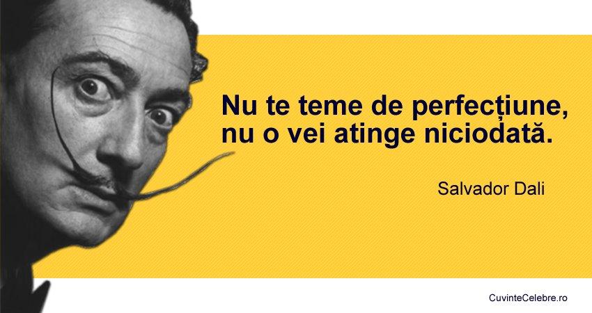Citat Salvador Dali