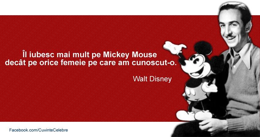 Citat Walt Disney