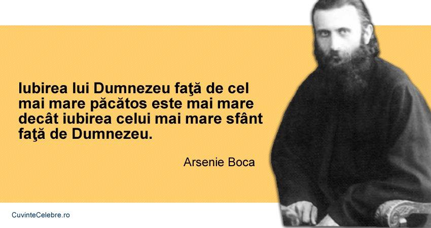Citate Arsenie Boca