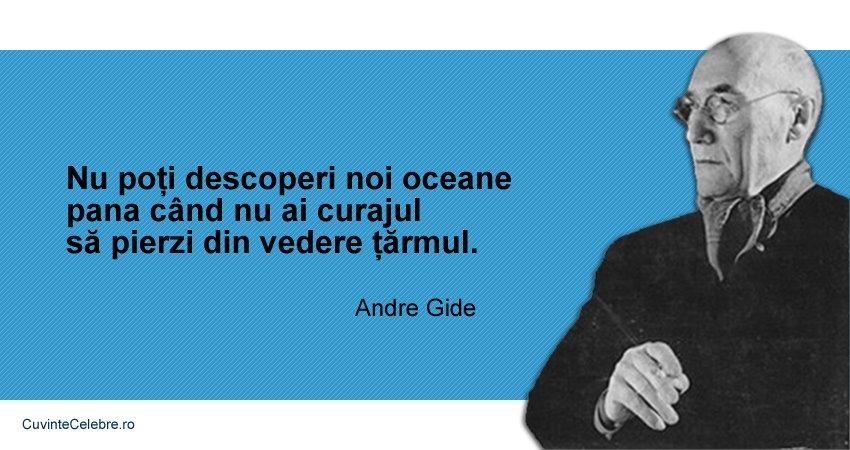Citat Andre Gide