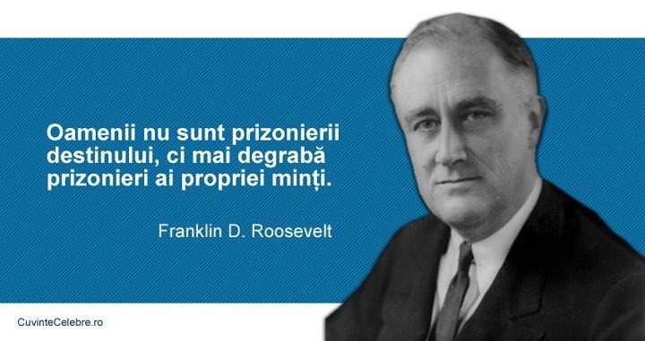 Citat Franklin Delano Roosevelt