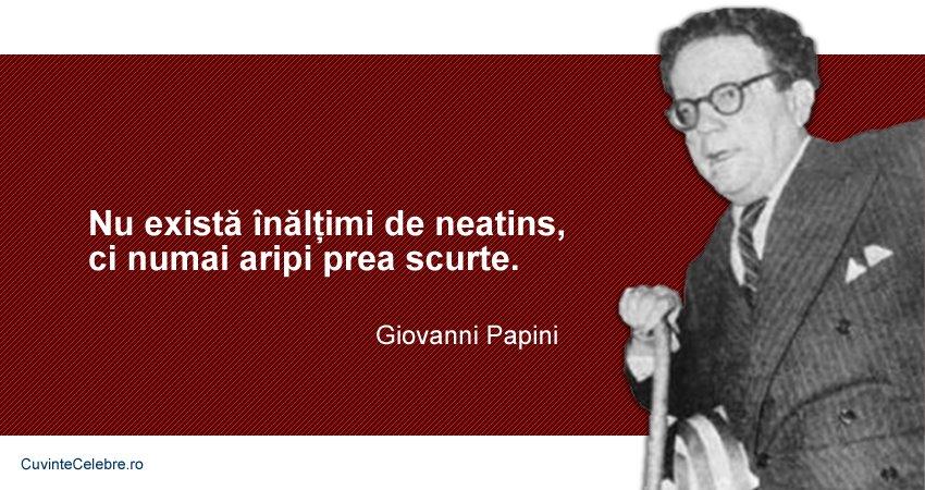 citate celebre scurte Citate de Giovanni Papini citate celebre scurte
