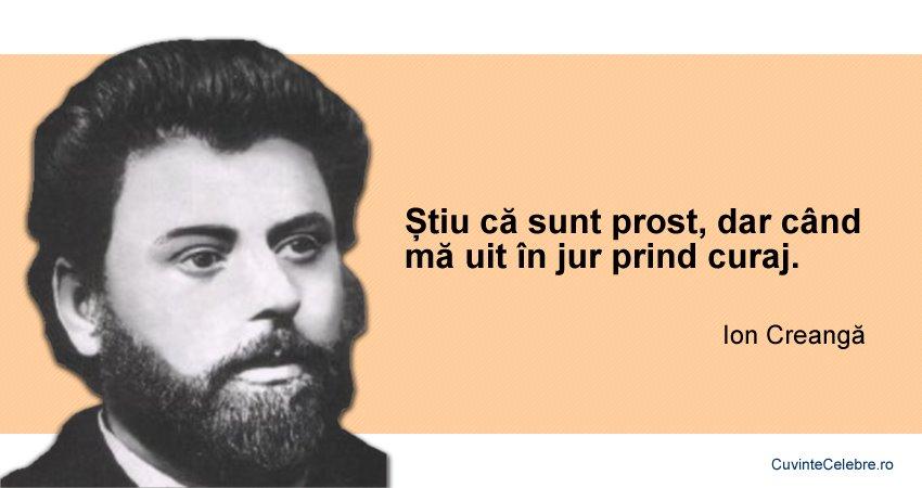 Citat Ion Creangă