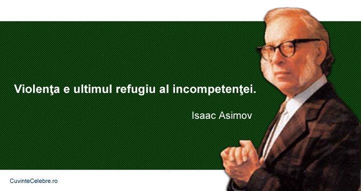 Citat Isaac Asimov