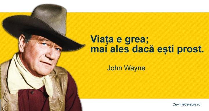 Citat John Wayne