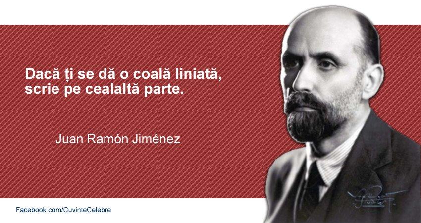 Citat Juan Ramón Jiménez