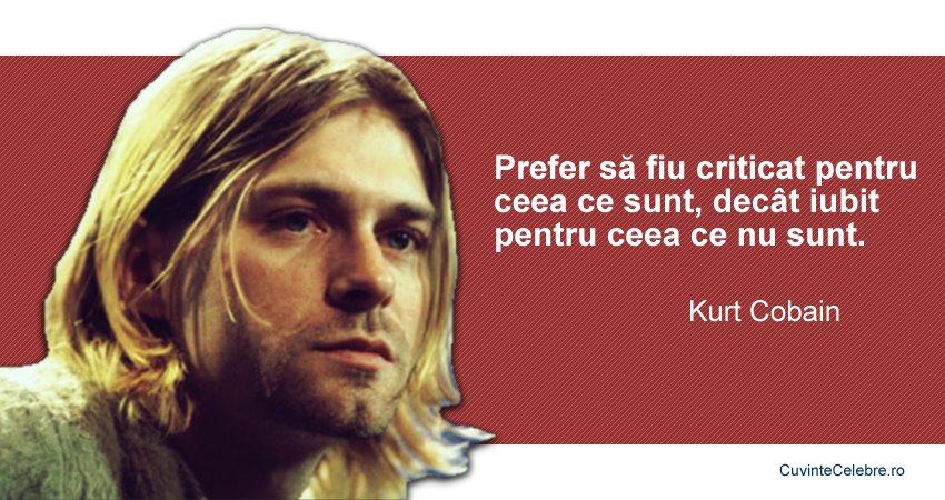 Citat Kurt Cobain