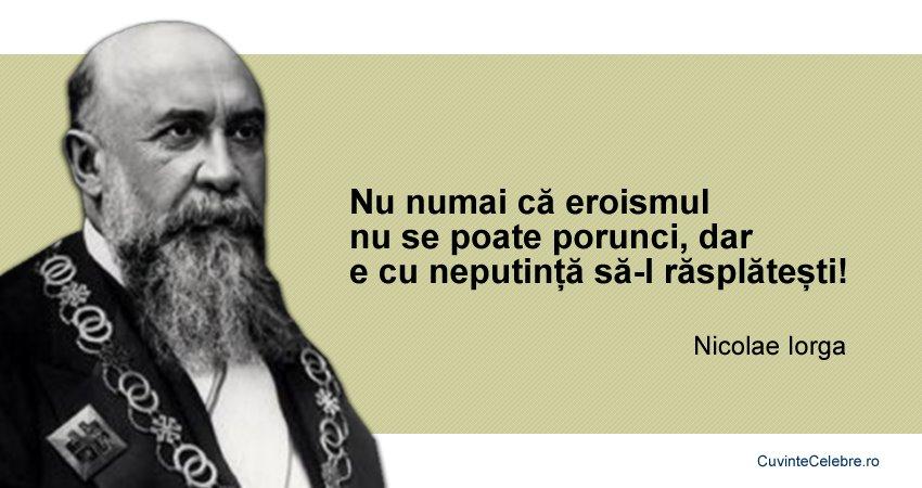 Citat Nicolae Iorga