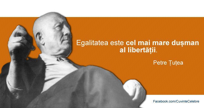 Citat Petre Tutea