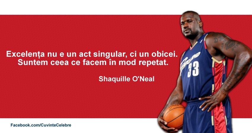 Citat Shaquille O'Neal