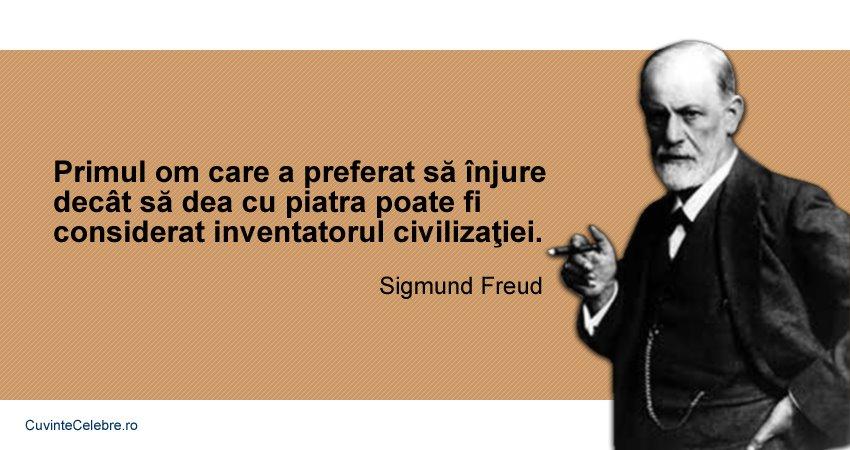 Citat Sigmund Freud