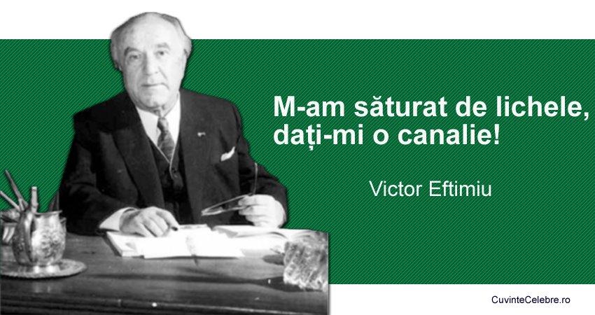 Citat Victor Eftimiu