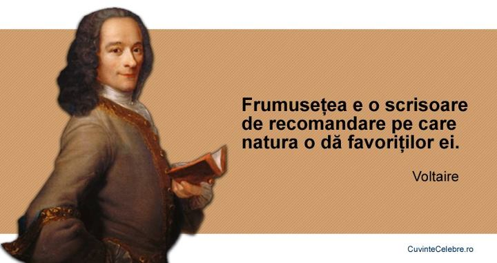 citate celebre despre natura Când natura ne face cadouri, citat de Voltaire citate celebre despre natura