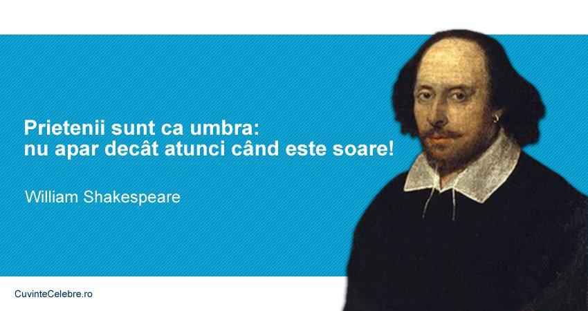 citate shakespeare Citate de William Shakespeare citate shakespeare