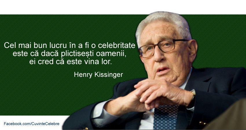 Citat de Henry Kissinger