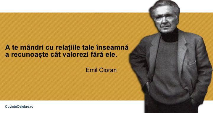 Citate Emil Cioran