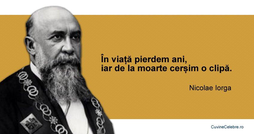 Citate Nicolae Iorga