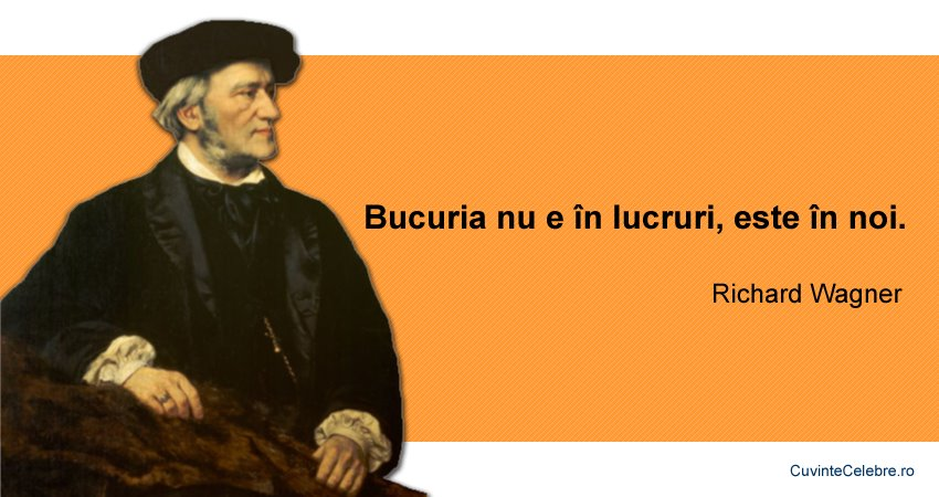 Citate Richard Wagner