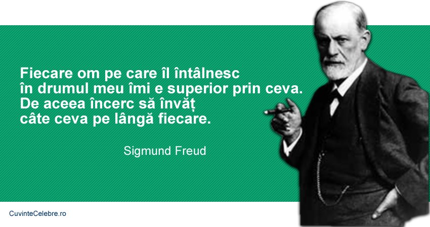 Citate Sigmund Freud