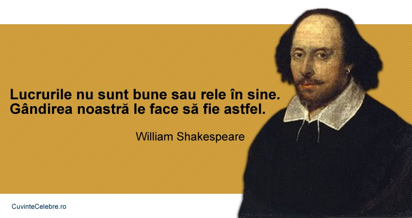 Citate William Shakespeare