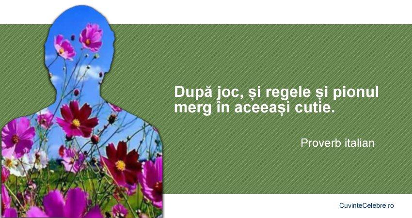 Proverbe italiene