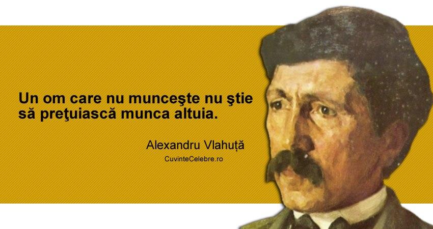 Citat Alexandru Vlahuță