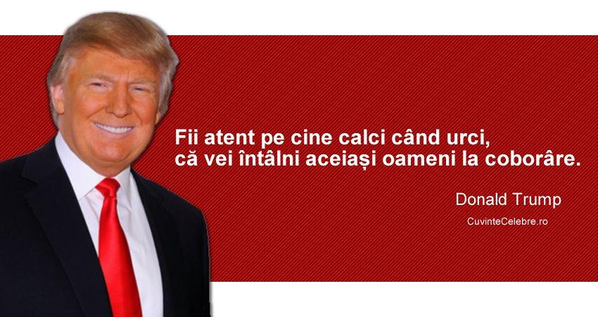 Citat Donald Trump