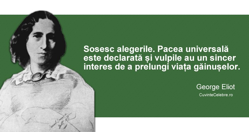 Citat George Eliot