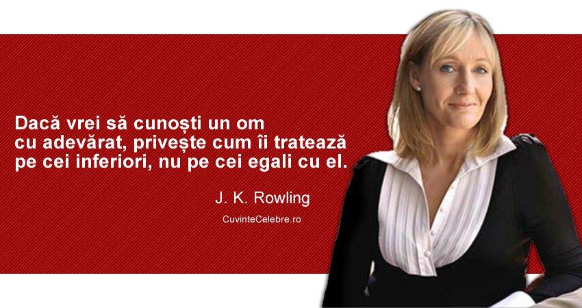 Citat J. K. Rowling