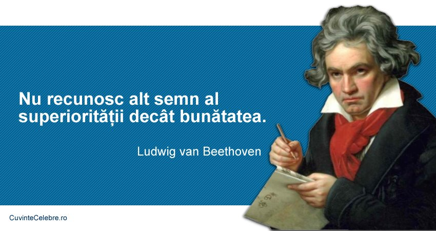 Citat Ludwig van Beethoven