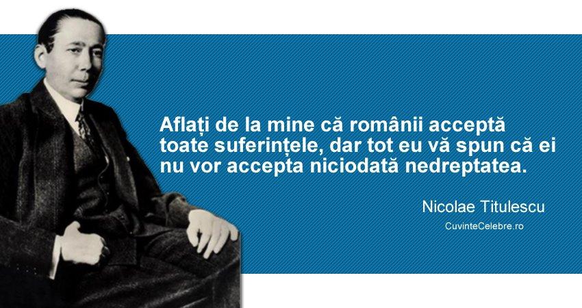 Citat Nicolae Titulescu