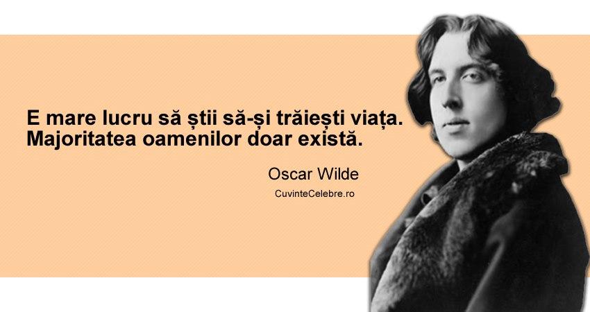 Citat Oscar Wilde