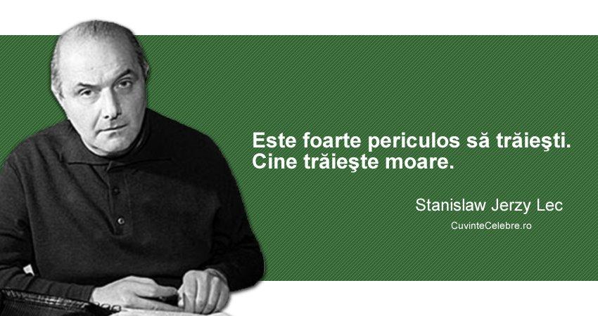 Citat Stanislaw Jerzy Lec