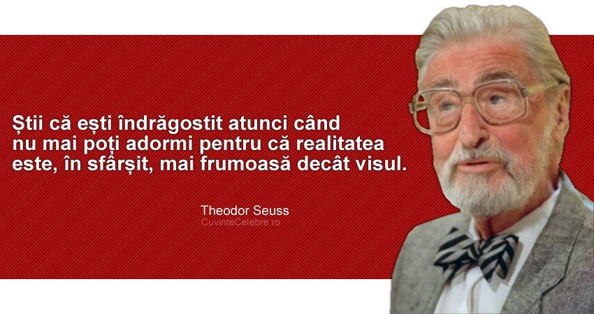 Citat Theodor Seuss
