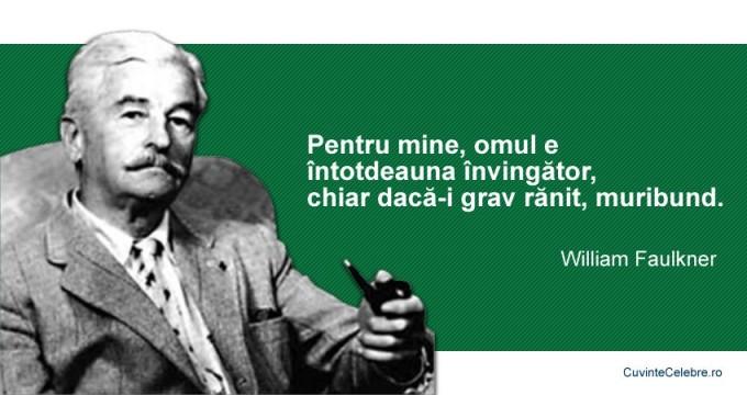 Citat William Faulkner