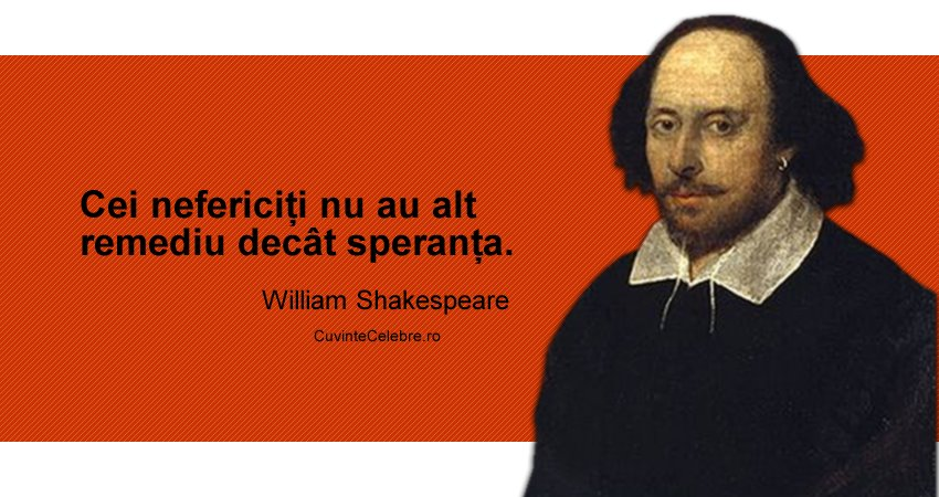 Citat William Shakespeare