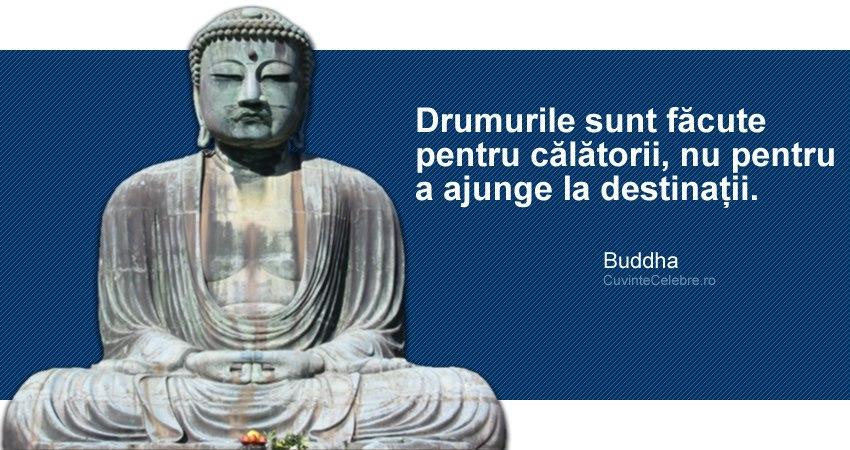 citate celebre despre calatorii Viața este aventură, spune o vorbă înțeleaptă de a lui Buddha citate celebre despre calatorii