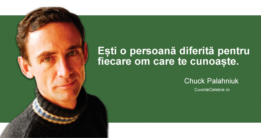 Citat Chuck Palahniuk