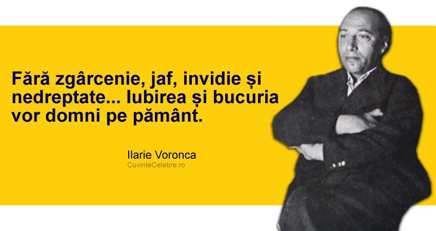 Citat Ilarie Voronca