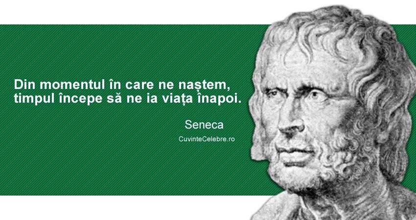 Citaten Seneca : Citate de seneca