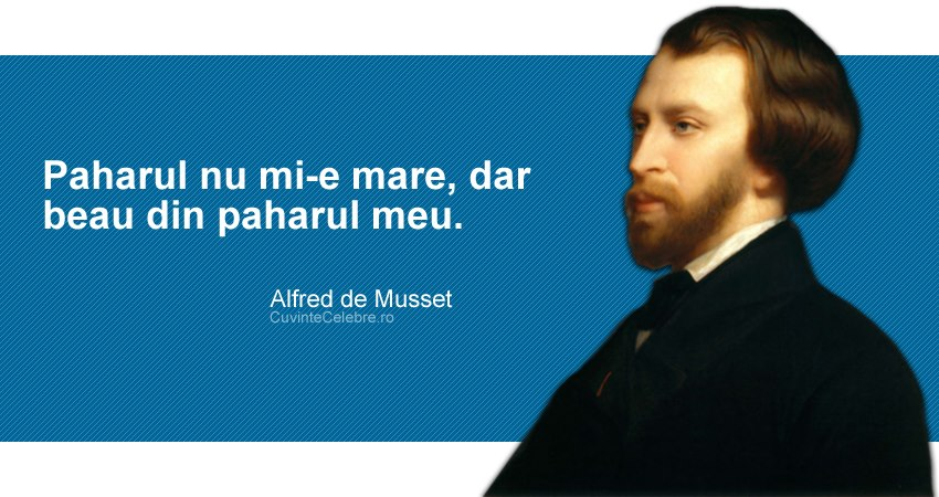 Citat Alfred de Musset
