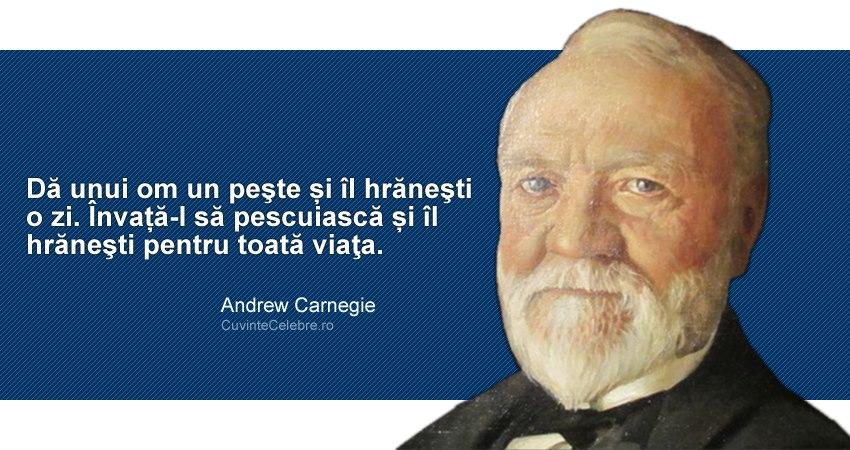 Citat Andrew Carnegie