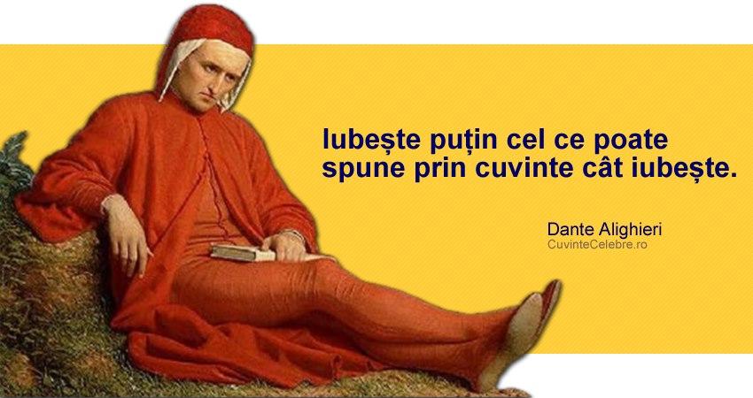 Citat Dante Alighieri