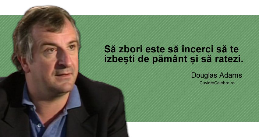 Citat Douglas Adams