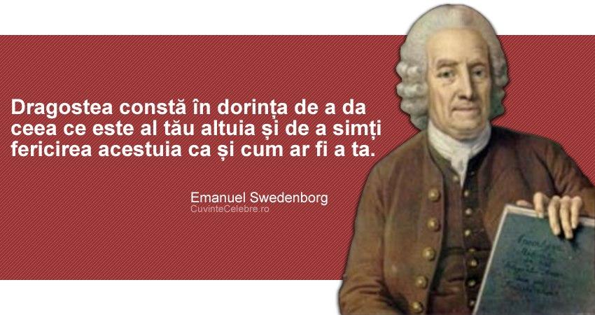Citat Emanuel Swedenborg