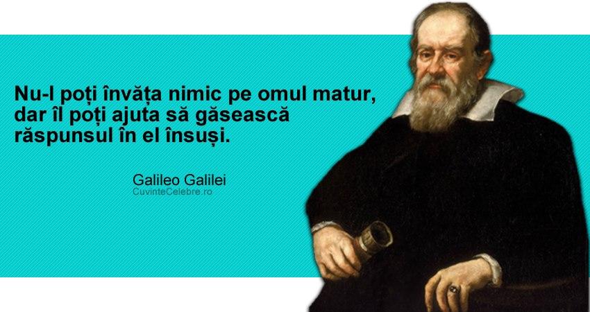 Citat Galileo Galilei