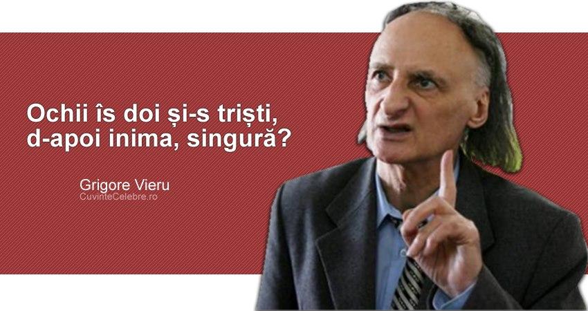 Citat Grigore Vieru